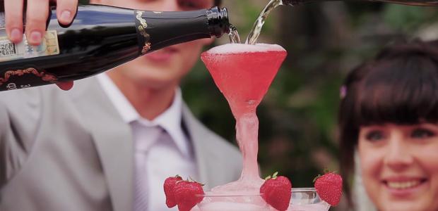 Выездной бар свадьба