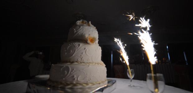 Торт юбилей