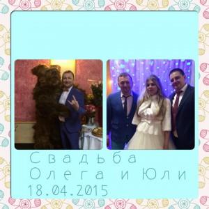 Свадьба 18.04.2015